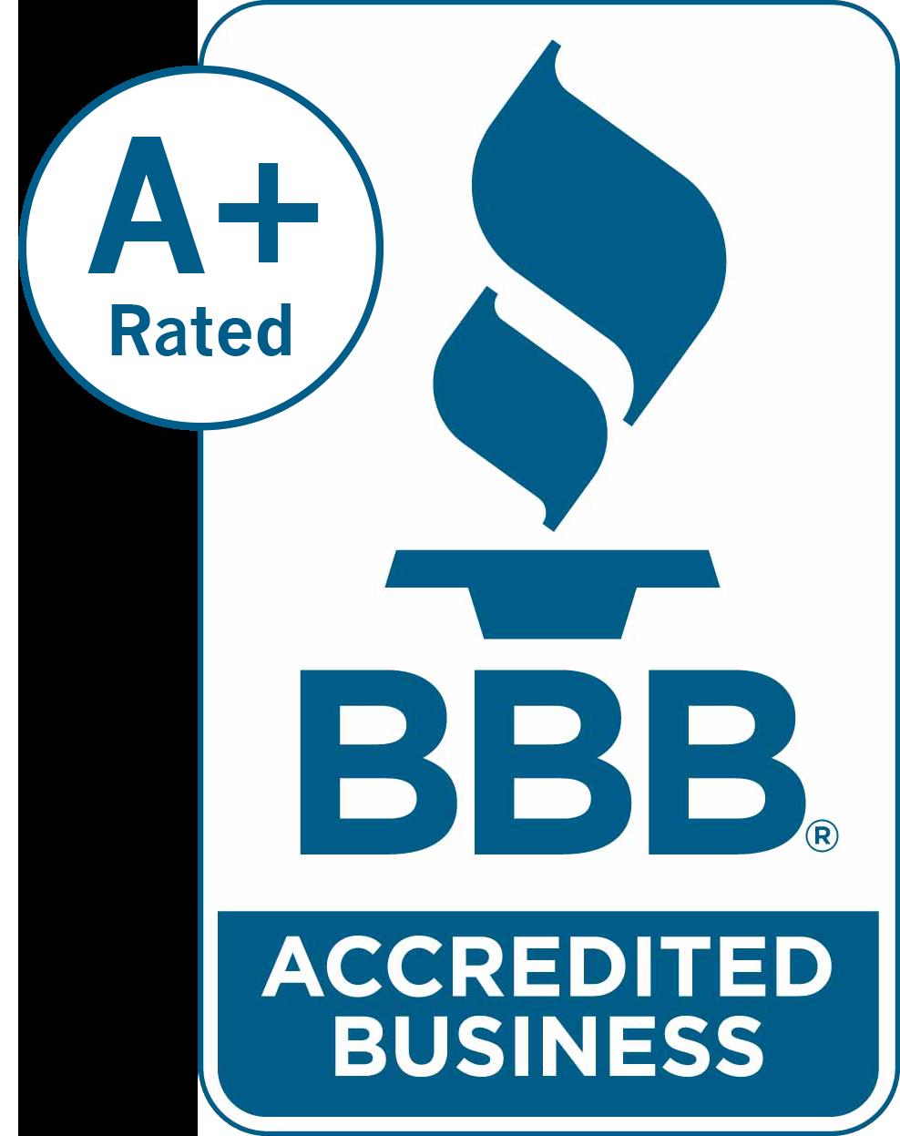 Preferred Sprinklers BBB A+ Rating